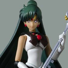 S.H.Figuarts Pretty Guardian Sailor Moon R Sailor Pluto Animation Color Edition