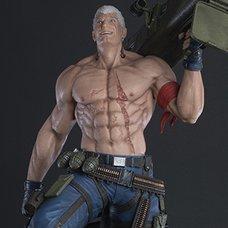 Tekken 7 Bryan Fury 1/4 Scale Statue