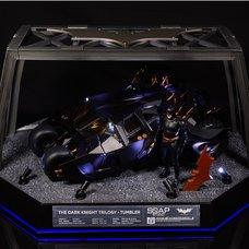 The Dark Knight Trilogy 1/12 Scale Remote Controlled Tumbler Deluxe Pack