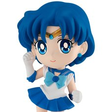 Chibi Masters Pretty Guardian Sailor Moon Sailor Mercury