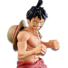 Log File Selection One Piece -Worst Generation- Vol. 1: Monkey D. Luffy