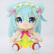 Hatsune Miku -Girly Style- Plush: Fairy Ver.