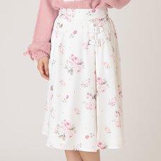 LIZ LISA Starry Sky Rose Skirt