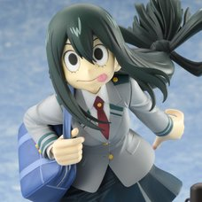 Konekore My Hero Academia Tsuyu Asui: Uniform Ver. 1/8 Scale Figure