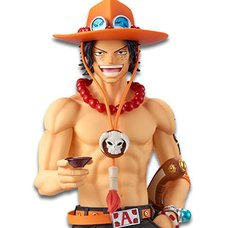 One Piece Magazine Figure Special Episode Luff Vol. 2: Portgas D. Ace