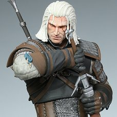 The Witcher 3: Wild Hunt - Hearts of Stone Geralt Deluxe Figure