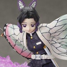 BUZZmod Demon Slayer: Kimetsu no Yaiba Shinobu Kocho 1/12 Scale Action Figure