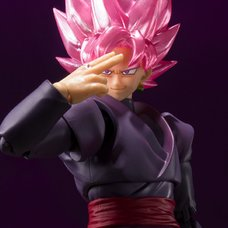 S.H.Figuarts Dragon Ball Super Goku Black -Super Saiyan Rose-