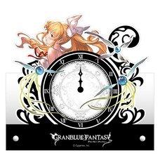 Granblue Fantasy Extra Fes 2019 Vira Acrylic Clock