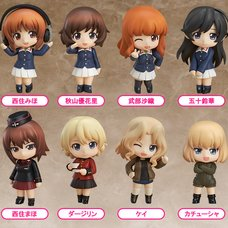 Nendoroid Petite Girls und Panzer Box Set (Re-Run)