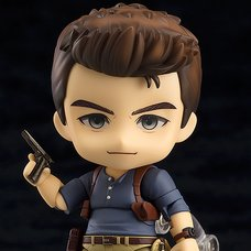Nendoroid Uncharted 4: A Thief's End Nathan Drake: Adventure Edition