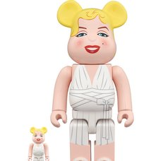 BE@RBRICK Marilyn Monroe 100% & 400% Set
