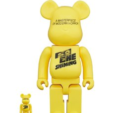 BE@RBRICK The Shining: Poster Ver. 100% & 400% Set