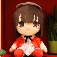 Saekano: How to Raise a Boring Girlfriend Megumi Kato Big Plush