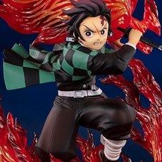 Figuarts Zero Demon Slayer: Kimetsu no Yaiba Tanjiro Kamado -Hinokami Kagura-