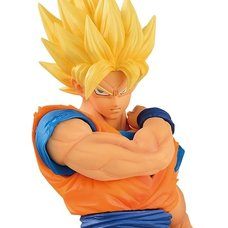 Dragon Ball Z Resolution of Soldiers Vol. 1 Super Saiyan Son Goku (Re-run)