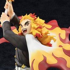 Demon Slayer: Kimetsu no Yaiba Kyojuro Rengoku 1/8 Scale Figure