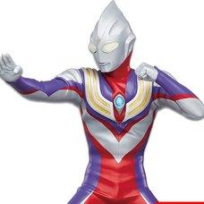 Ultraman Tiga Hero's Brave Statue (Re-run)