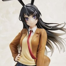 Coreful Figure Rascal Does Not Dream of Bunny Girl Senpai Mai Sakurajima: Uniform Bunny Ver.