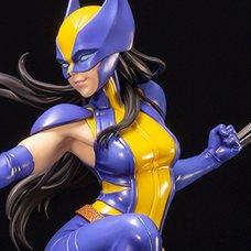 Marvel X-Men Wolverine (Laura Kinney) Bishoujo Statue