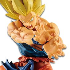 Dragon Ball Legends Collab Figure: Kamehameha Goku (Re-run)