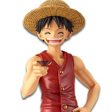 One Piece Magazine Figure Special Episode Luff Vol. 1: Monkey D. Luffy