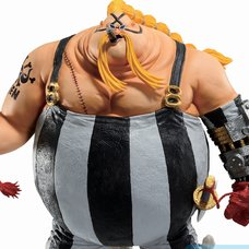 Ichibansho Figure One Piece Queen (The Fierce Men Who Gathered at the Dragon)