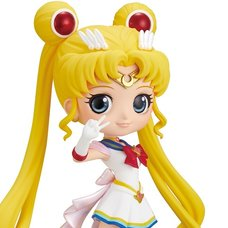 Q Posket Sailor Moon Eternal Super Sailor Moon (Re-run)
