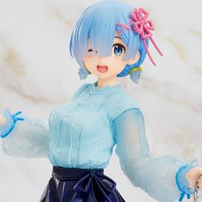 Precious Figure Re:Zero -Starting Life in Another World- Rem: Stylish Ver.
