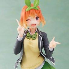 Coreful Figure The Quintessential Quintuplets Yotsuba Nakano: Uniform Ver.