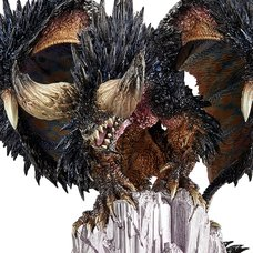 Capcom Figure Builder Creators Model Monster Hunter Nergigante