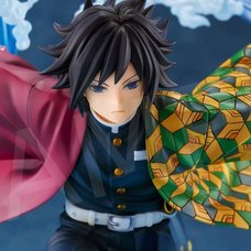 Demon Slayer: Kimetsu no Yaiba Giyu Tomioka 1/8 Scale Figure
