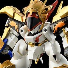 PLAMAX MS-07 Shin Mashin Hero Wataru Metal Jacket Ryuoumaru