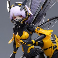 Bee-03W Wasp Girl 1/12 Scale Action Figure