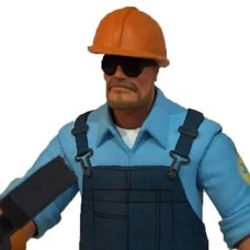 Team Fortress 2 Series 3.5 BLU Engineer Action Figure