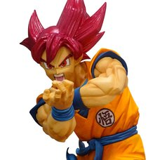 Dragon Ball Z Blood of Saiyans Special Ver. Vol. 6: Super Saiyan God Goku