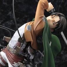 ArtFX J Attack on Titan Levi: Renewal Package Ver. (Re-run)