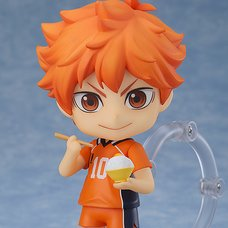 Nendoroid Haikyu!! To the Top Shoyo Hinata: The New Karasuno Ver.