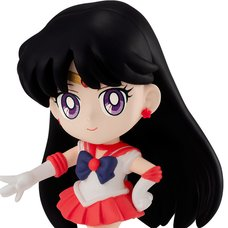 Chibi Masters Pretty Guardian Sailor Moon Sailor Mars