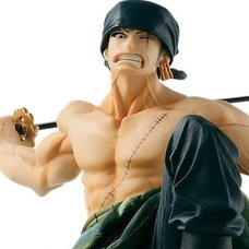 One Piece Banpresto World Figure Colosseum Vol. 1: Roronoa Zoro (Re-run)