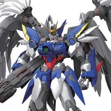 Hi-Resolution Model 1/100 Gundam Wing: Endless Waltz Wing Gundam Zero EW (Special Coating)