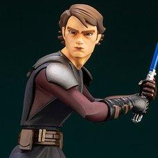 ArtFX+ Star Wars Anakin Skywalker: The Clone Wars Ver.