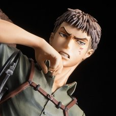mensHdge Technical Statue No. 31+: Attack on Titan Jean Kirstein Shingeki Ver.