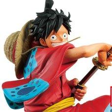 One Piece Wa no Kuni King of Artist: Monkey D. Luffy