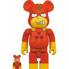 BE@RBRICK The Simpsons Radioactive Man 100% & 400%