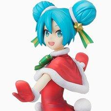 Hatsune Miku: Christmas 2021 Ver. Super Premium Figure