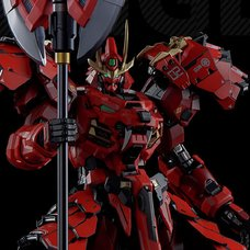 Progenitor Effect MCT-J02 Takeda Shingen The Tiger of Kai Alloy Action Figure