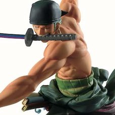 Ichibansho Figure One Piece Roronoa Zoro (Dynamism of Ha)