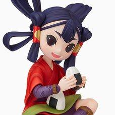 Sakuna: Of Rice and Ruin Princess Sakuna Premium Perching Figure
