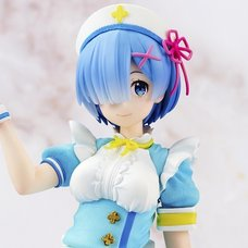 Precious Figure Re:Zero -Starting Life in Another World- Rem: Nurse Maid Ver.